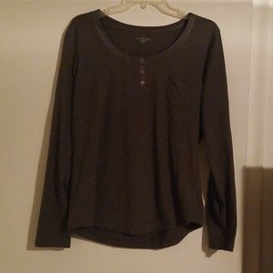 Covington Gray Size Xl Top